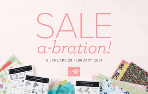 Sale-A-Bration Jan 2021