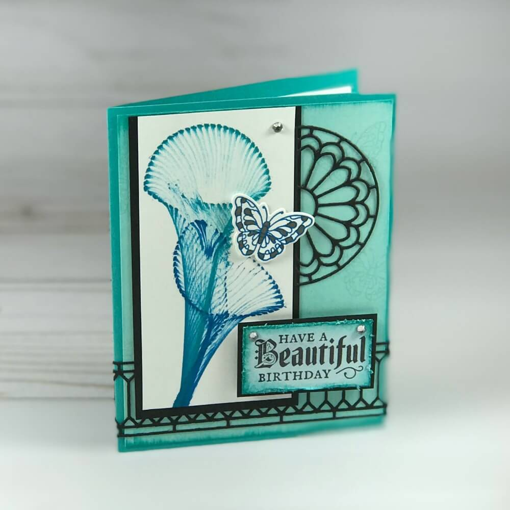 The theme for the team swaps for July was anything new from the Stampin' Up! 2018 - 2018 Annual Catalog. What a fun group of projects you'll see here today!