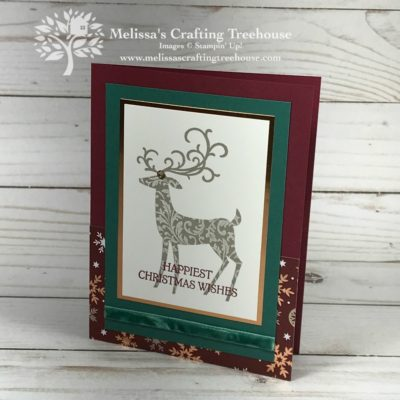 Elegant Homemade Christmas Cards