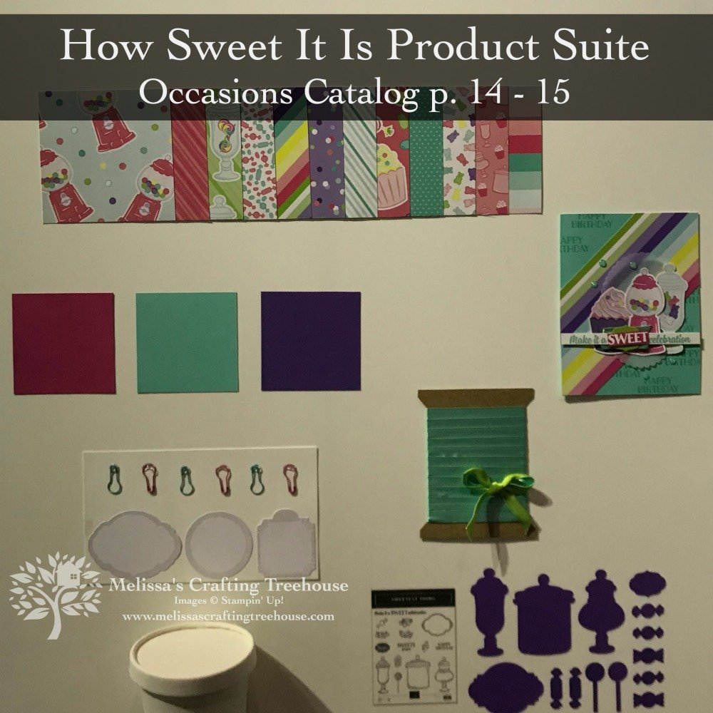 "Check out my unique ""Taste of a Suite"" Product Shares featuring the product suites in the 2019 Occasions catalog. Buy all 7 shares and get a FREE item too!"