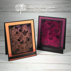 Foil embossing techniques are super fun, especially when using the colored foil sheets available FREE, during Sale-A-Bration this year! Check it out here!