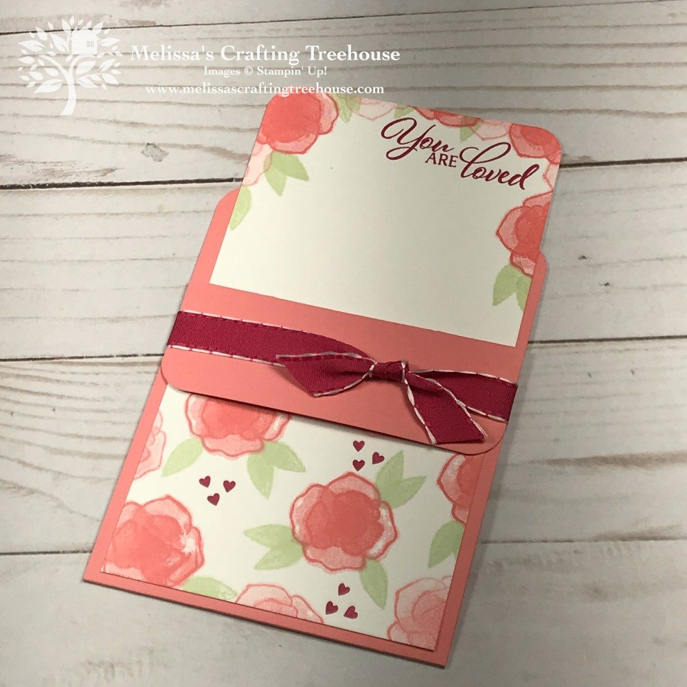 Today's post features two projects made with the All My Love Product Suite. One of the projects is a regular card and the other is pocket card. Plus learn how you can get a FREE Tutorial Bundle featuring the All My Love Product Suite!