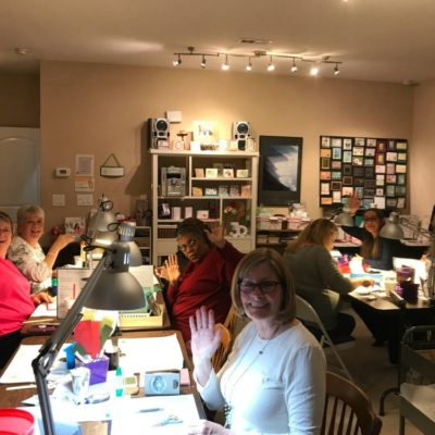 Paper Crafting Classes