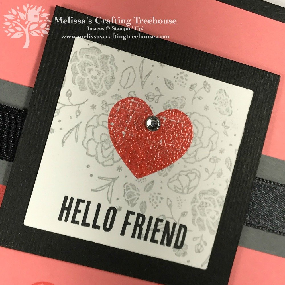 "Today's card making ideas feature the Wood Words Stamp Set and were inspired by a project I made many years ago that I like to call a ""Rewind"". The ""Redo"" projects were created to celebrate my 16 yr anniversary with Stampin' Up!"