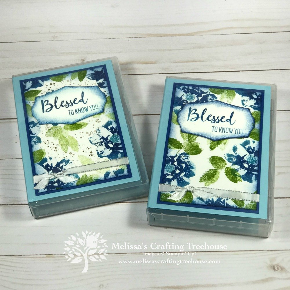 Today's post features a homemade ink pad and a multifaceted gift, made with the To a Wild Rose Bundle, a sneak peek from the 2019 - 2020 Annual Catalog.