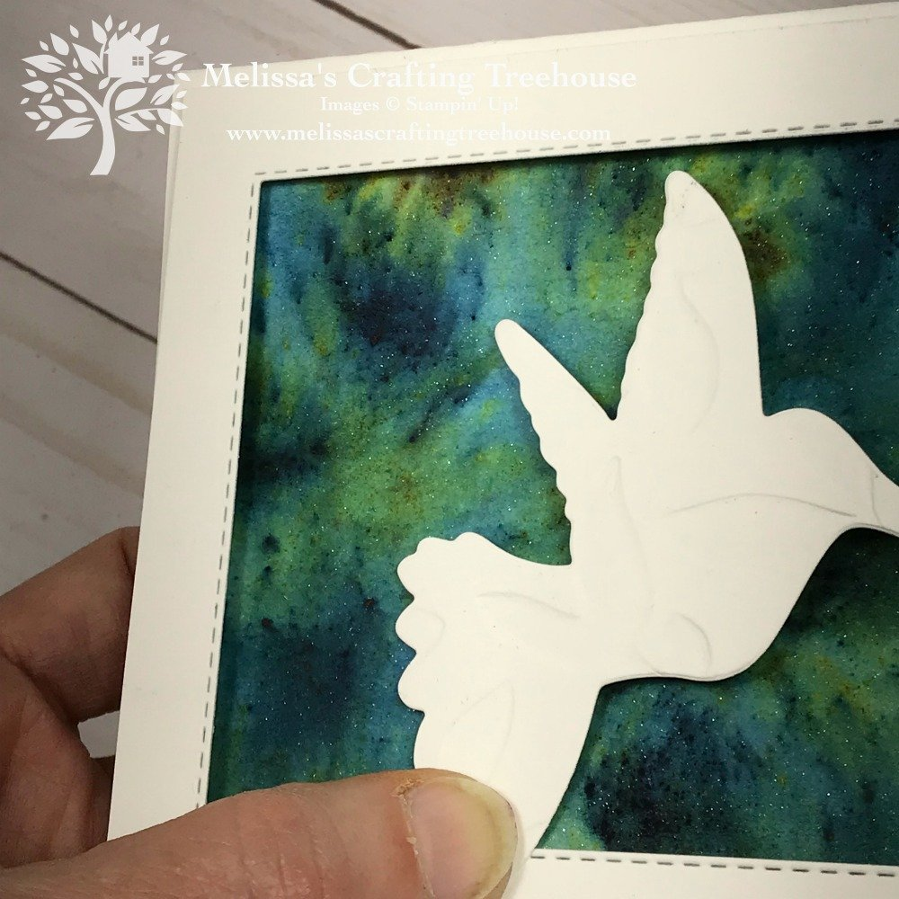 For today's project and video, I'll show how to use Brusho to create a stunning background. This is a May/June 2019 FREE card kit! Learn more here!