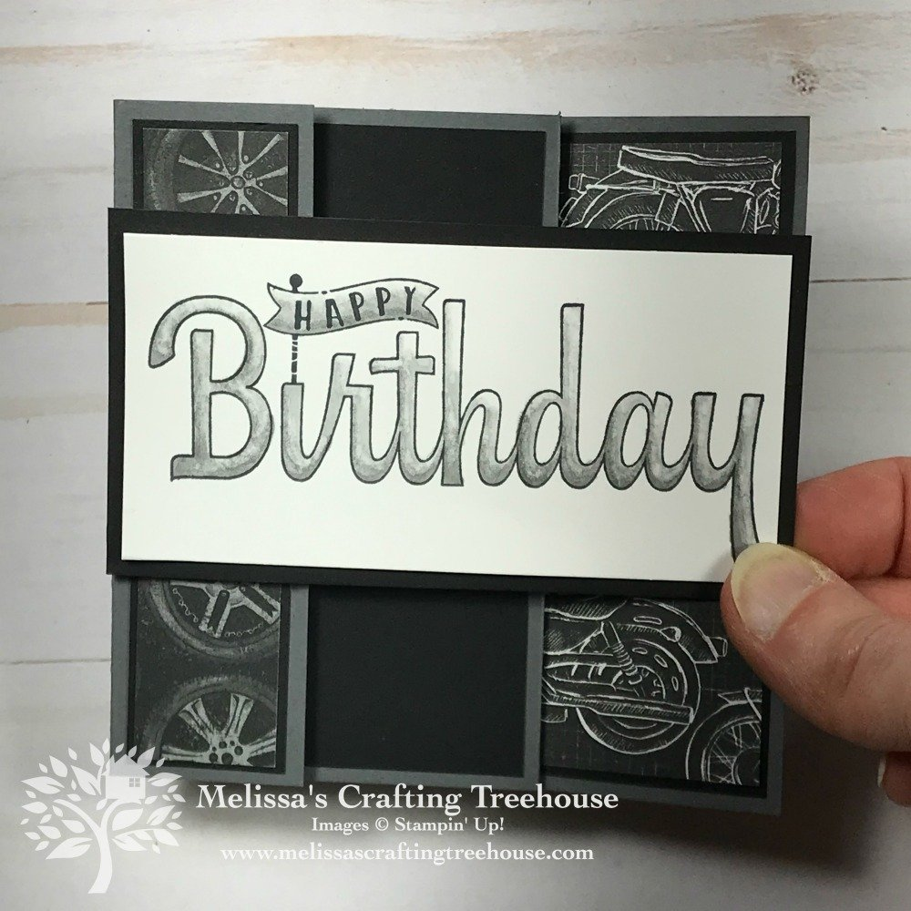 Today I'll be sharing three projects from the May Simple Suite Stampers Card Making Tutorials Bundle. The featured product suite this month is Classic Garage.