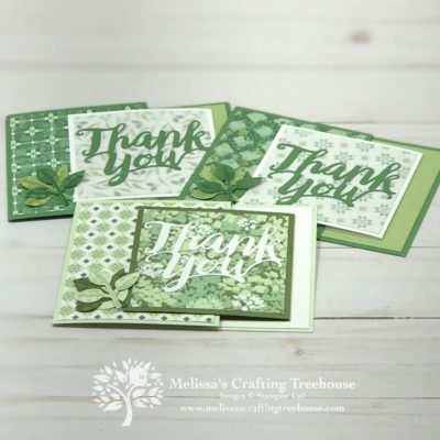 Fun Fold Card Ideas with Garden Lane