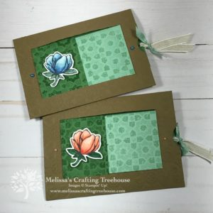 Check out my slider card featuring the Magnolia Lane suite and the Verdant Garden and Perennial Birthday Stamp Sets. I love cards with an unusual opening!