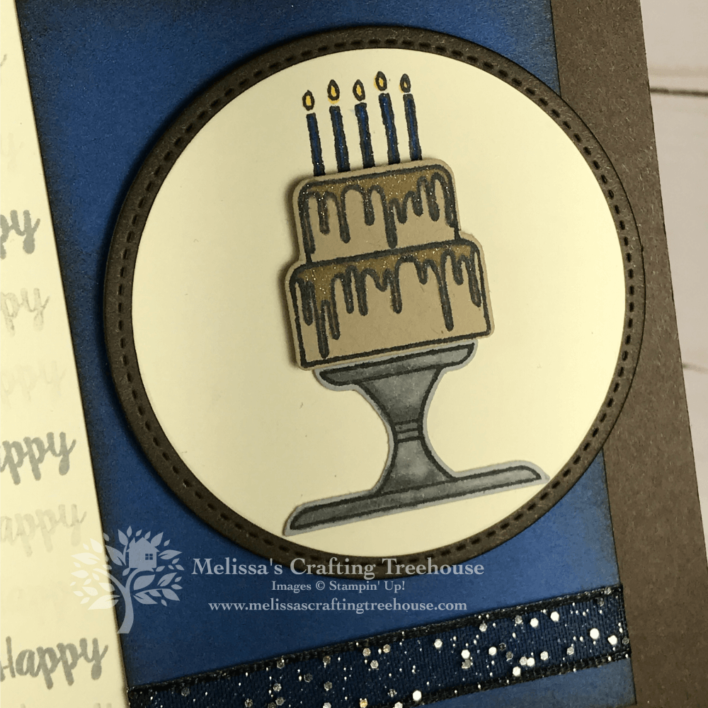 Today's post features some homemade birthday card ideas made with the Piece of Cake Stamp Set, coordinating Cake Builder Punch and a Must-Know Stamparatus Trick.