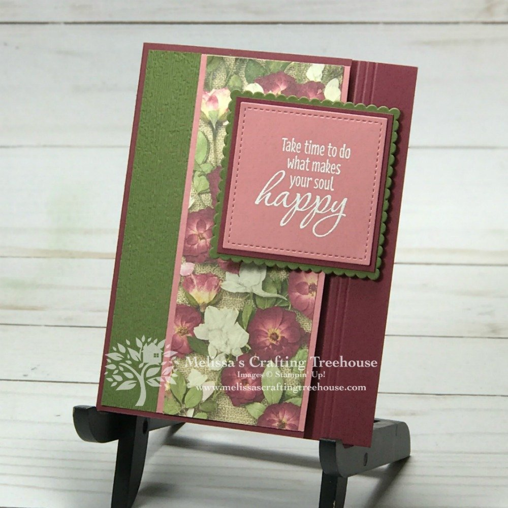 See 3 projects with 7 variations, a fun fold and a 3-D project too. DIY Paper Crafts galore! This project features a fun fold and the Pressed Petals product suite.