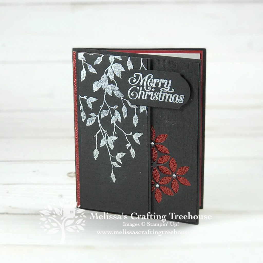 Check out two Dramatic and Unique Homemade Christmas Cards, made with the Very Versailles and Perfectly Plaid Stamp Sets plus the Tasteful Backgrounds Dies.