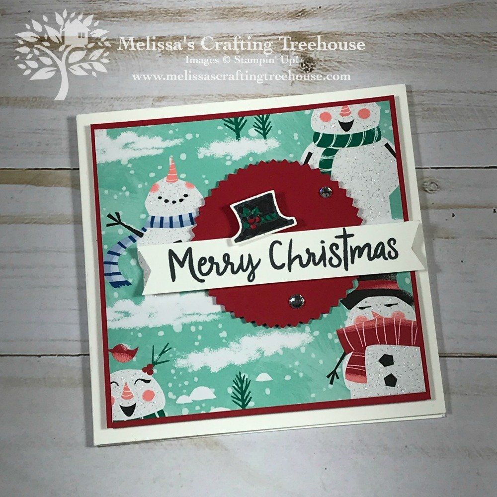 Learn how to make a Christmas gift card holder that's super cute! Plus, the construction is simple, so you can easily reuse this pattern in the future!