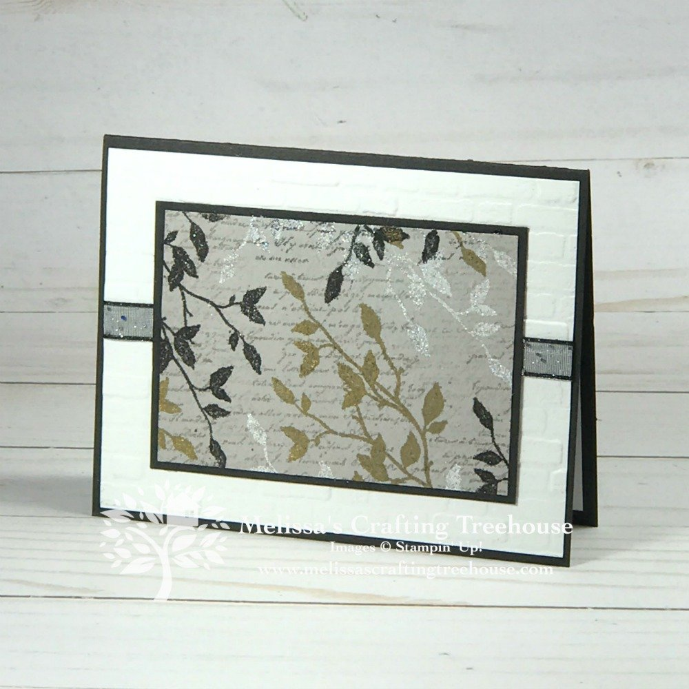 Today's elegant handmade cards feature the Very Versailles and Tasteful Textures stamp sets; Two of my absolutes favorites in the Stampin' Up! Catalog.