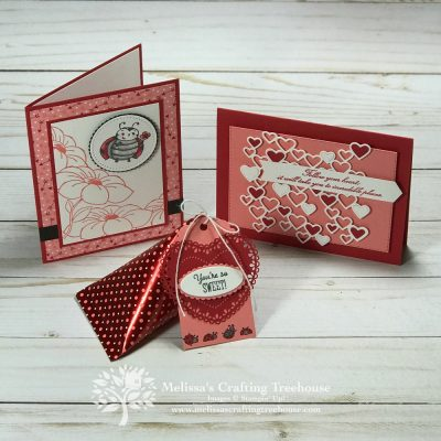 From My Heart Stampin' Up! Suite!