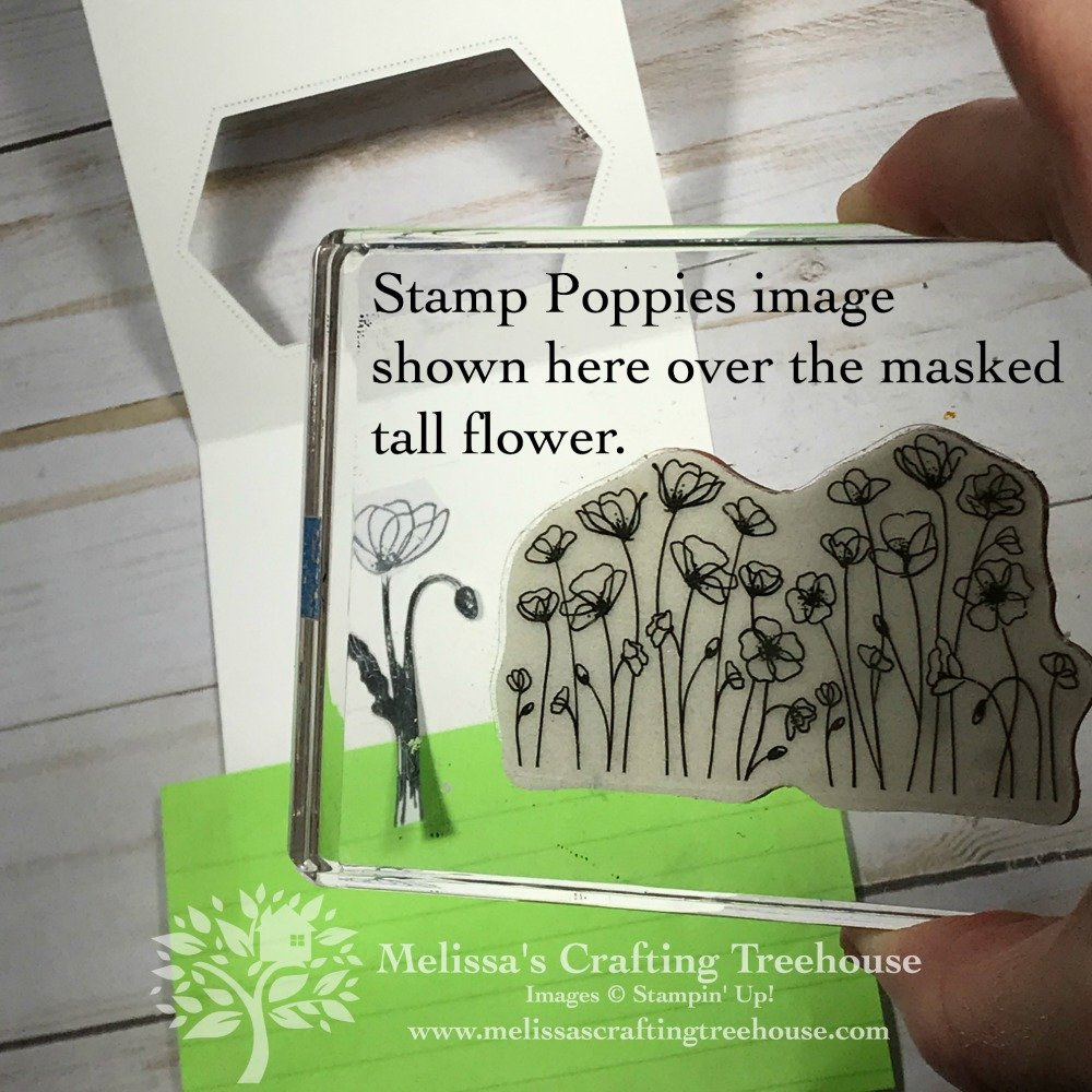 Check out this fun alternative layout with a window! Learn three essential tips for making these Painted Poppies Stampin' Up! cards in today's post.