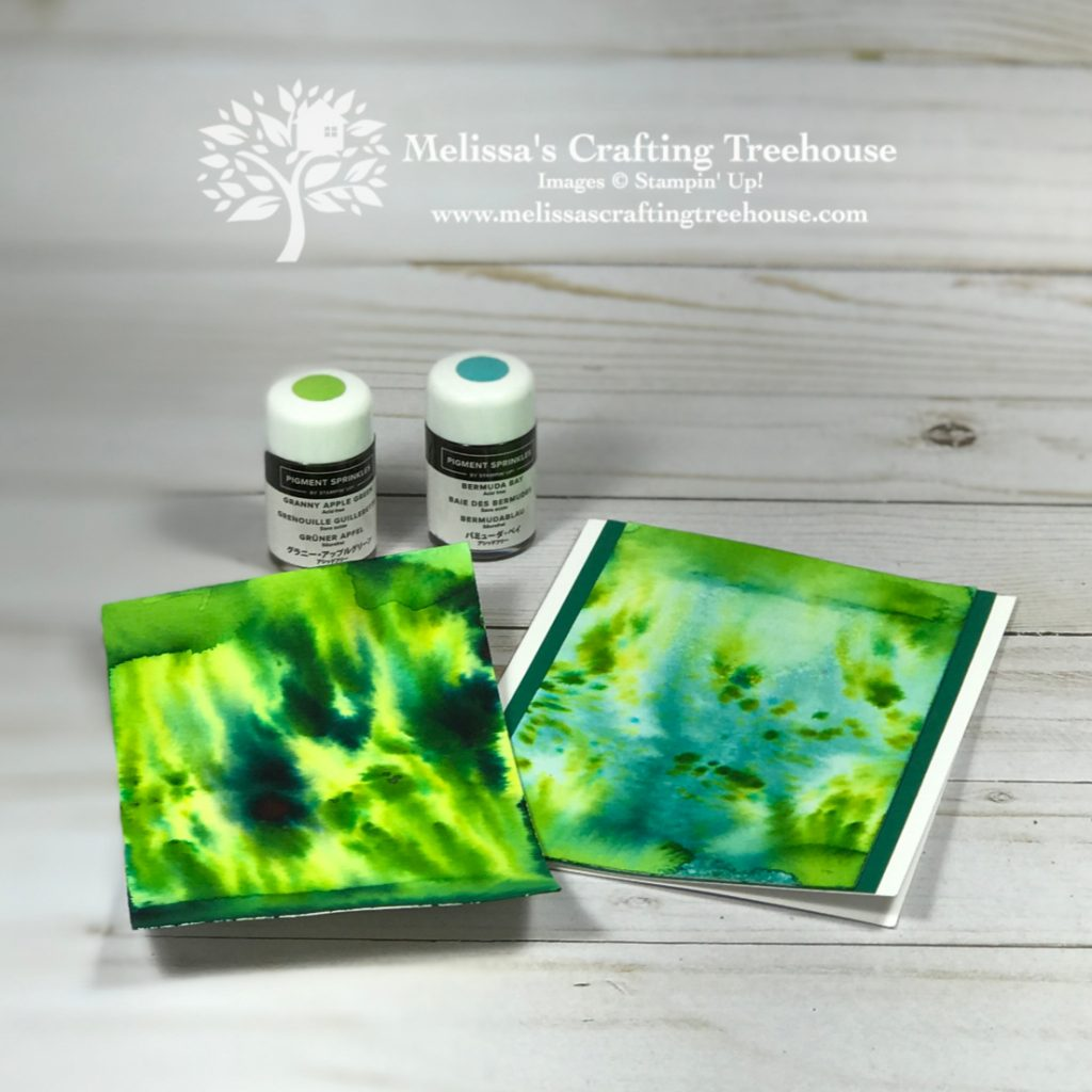 Learn some fun, creative ways to play with the Positive Thoughts Stamp Set and coordinating Natures Thoughts Dies! Come get inky with me!