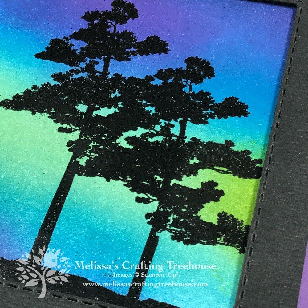 Northern Lights Trees Sneak Peek