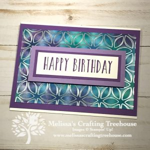 Adding color to the Flowering Foils paper is so easy. See 3 ways to color this copper and silver embossed paper in this post! Paper is FREE till 3/31/20!