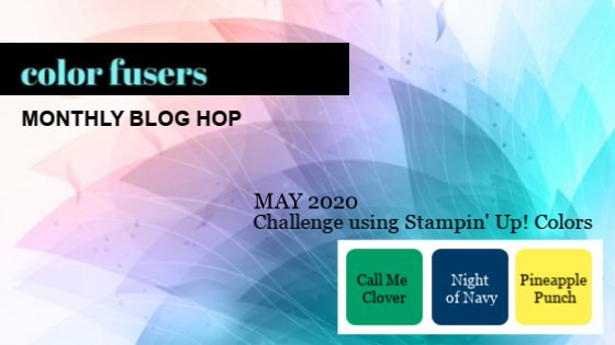 May 2020 Color Challenge