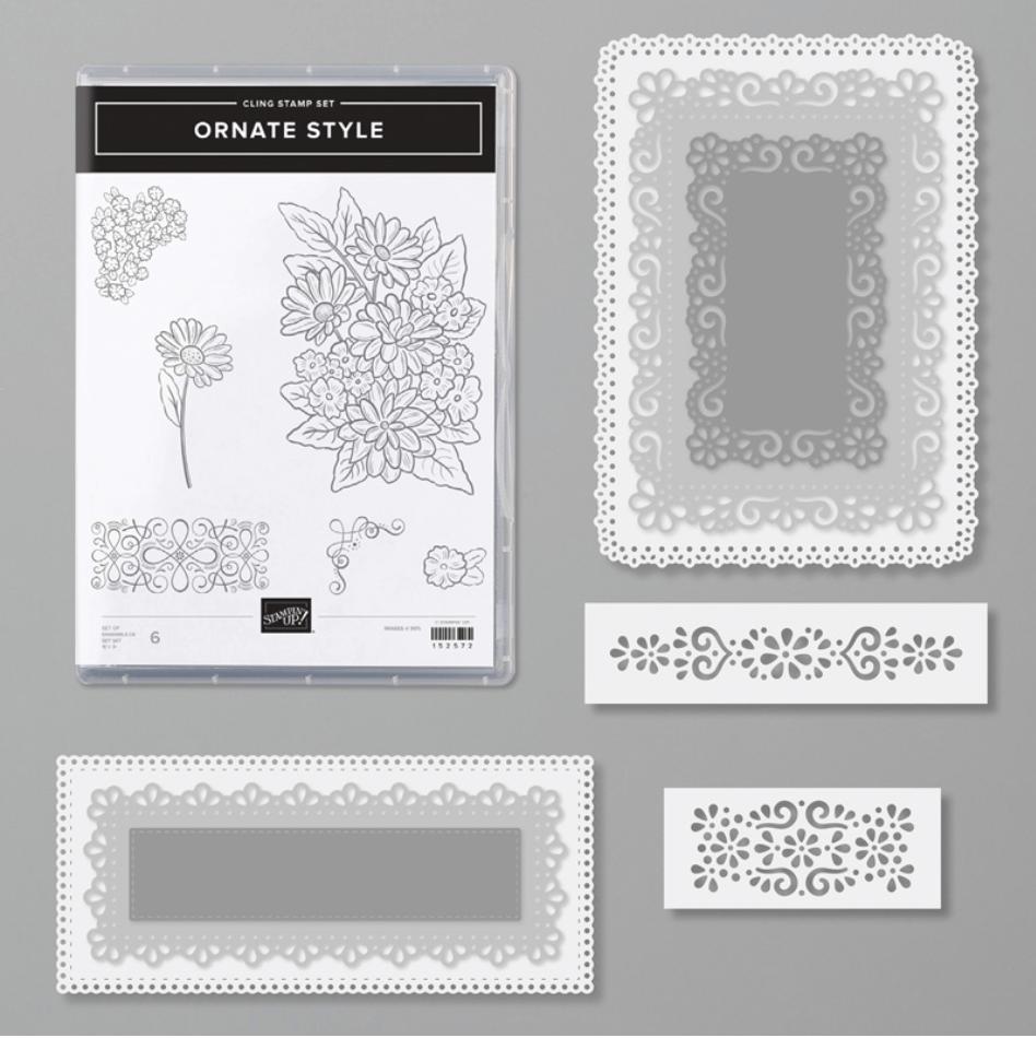 Ornate Style Bundle