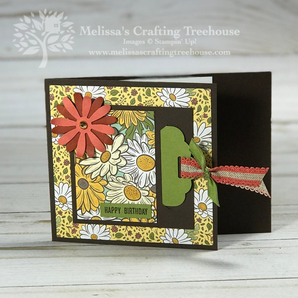 Today's project features multiple variations of a mini pocket card with the Ornate Garden Paper. Almost every pattern of this gorgeous paper is used!
