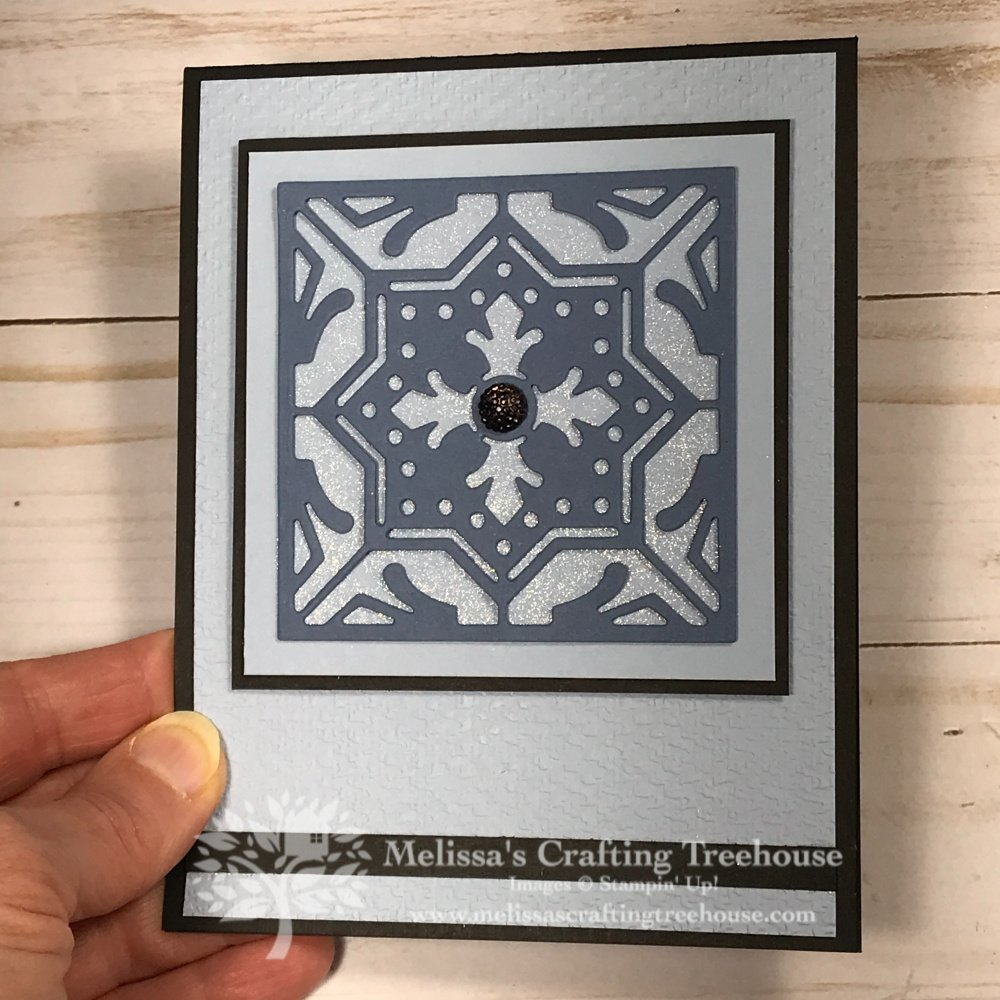 The card ideas today feature the Field Tiles Dies with the new Brass Foil sheets, Rainbow Glimmer Paper and other variations.