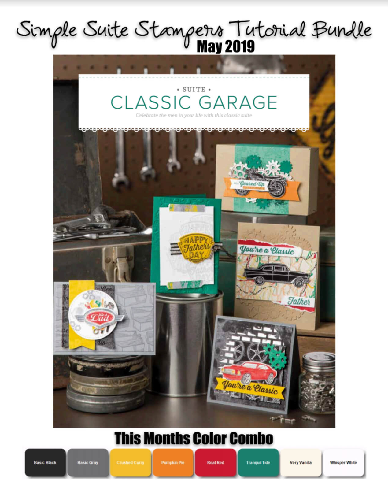 Classic Garage Tutorial Bundle