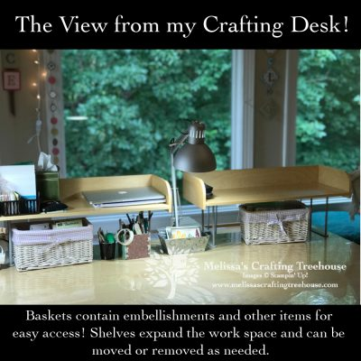 Craft Room Tour and Organizing Tips