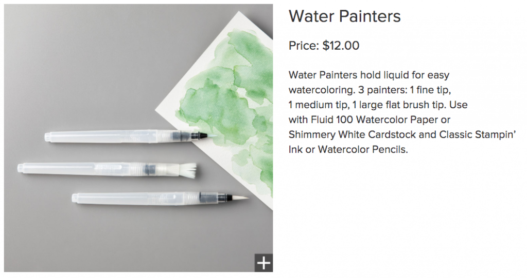 Water Painters Item #151298