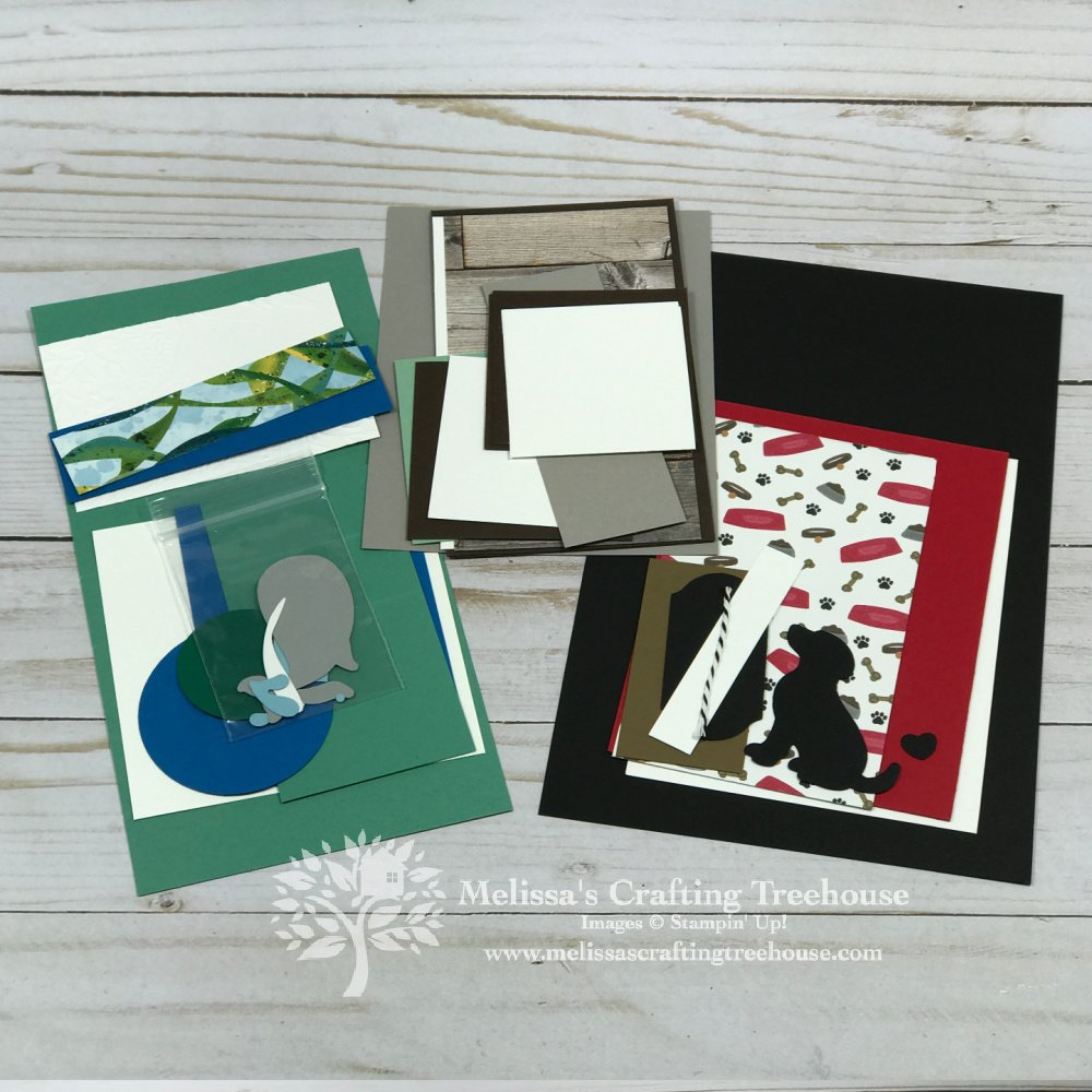 Free Card Kits July/August 2020