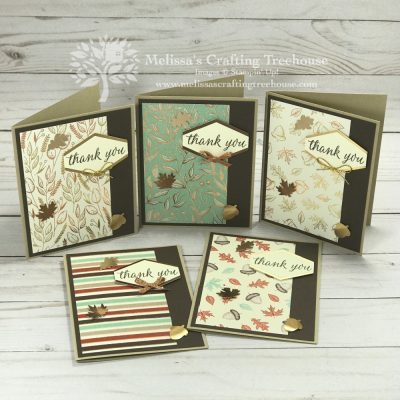 Card Ideas with the Beautiful Autumn Bundle