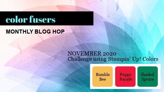 November 2020 Color Challenge