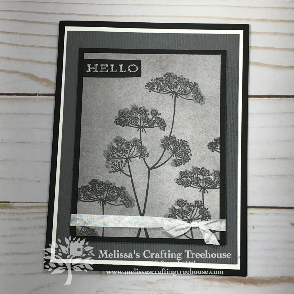 Card making with designer paper makes it super easy to create lots of cards fast! In this post you'll see 7 simple cards using 2 layouts and 6 color schemes!