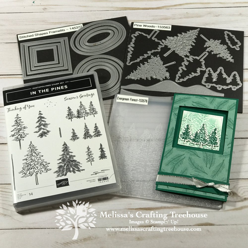 Learn how to make a trifold card using some of my favorite products in the mini catalog! I just love these and they are fun and easy to make.