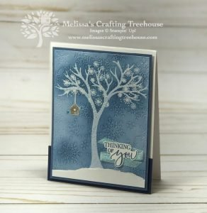 Stamping with Dry Embossing and the Life is Beautiful set