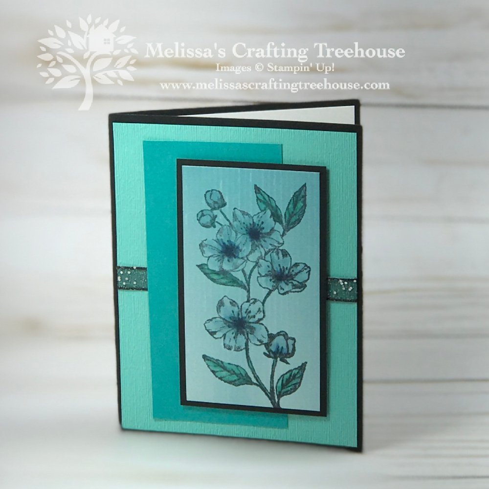 Check out my quick card layout with 5 card variations in 3 color schemes! Then, create beautiful cards with whatever stamps you have on hand!