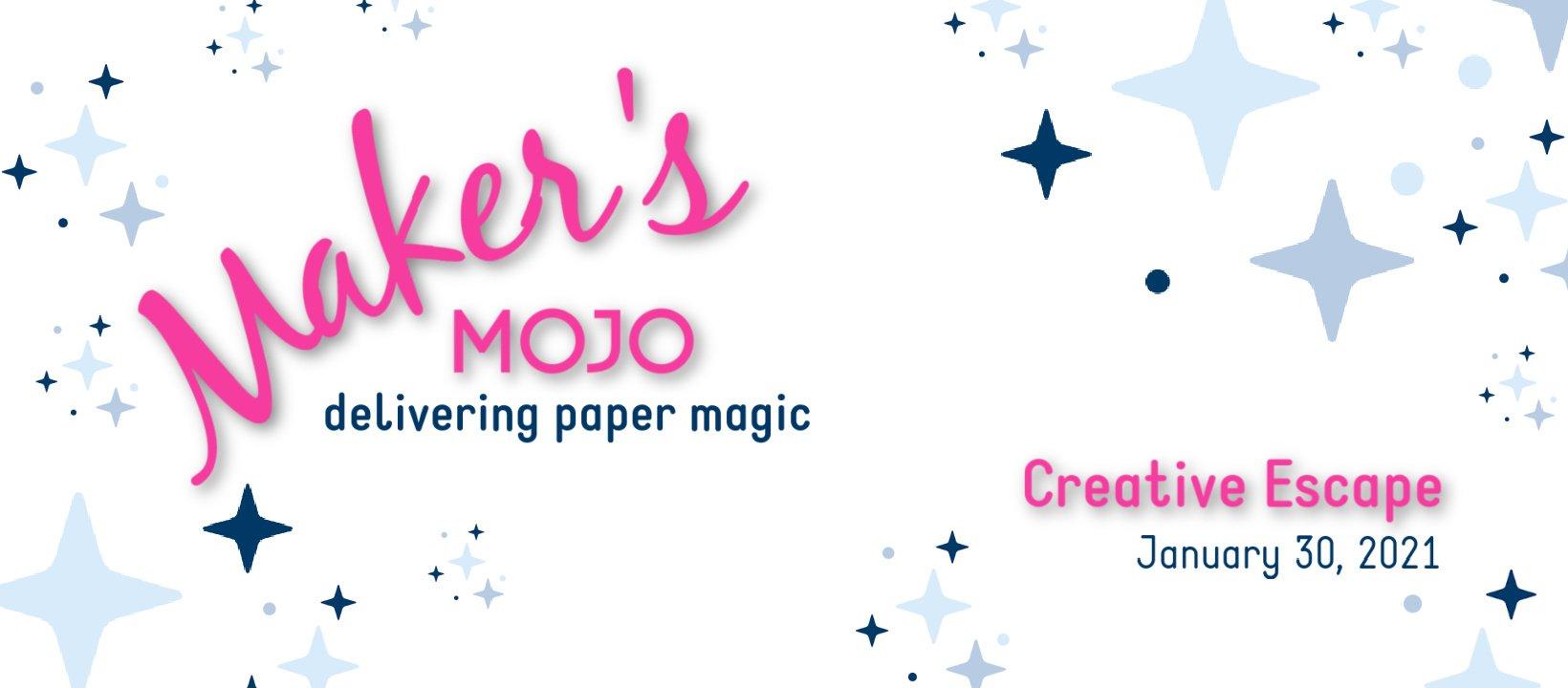 Makers Mojo Creative Escape