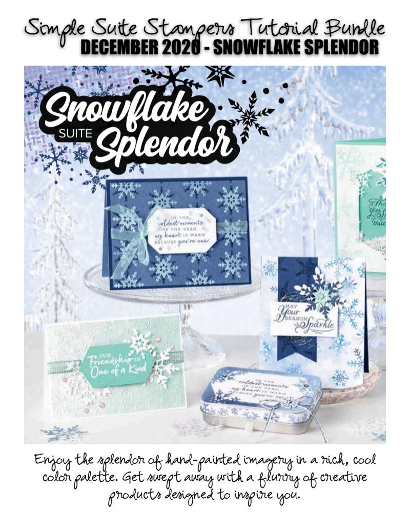 Snowflake Splendor SSS Cover