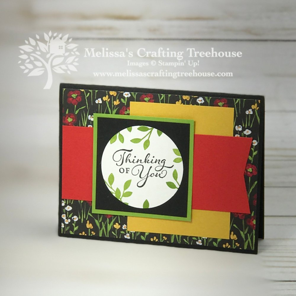 The Flower and Field Designer Paper is the featured product today. It's colorful, includes a wide range of floral designs, plus, it's FREE!!!