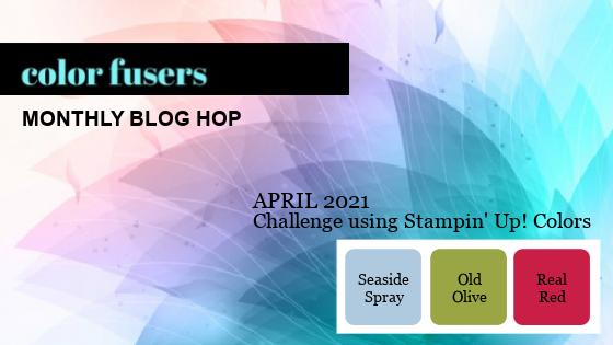 April 2021 Color Challenge
