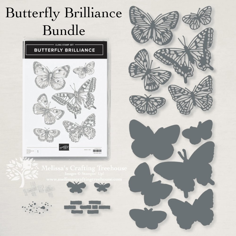 Butterfly Bouquet Stamp Camp