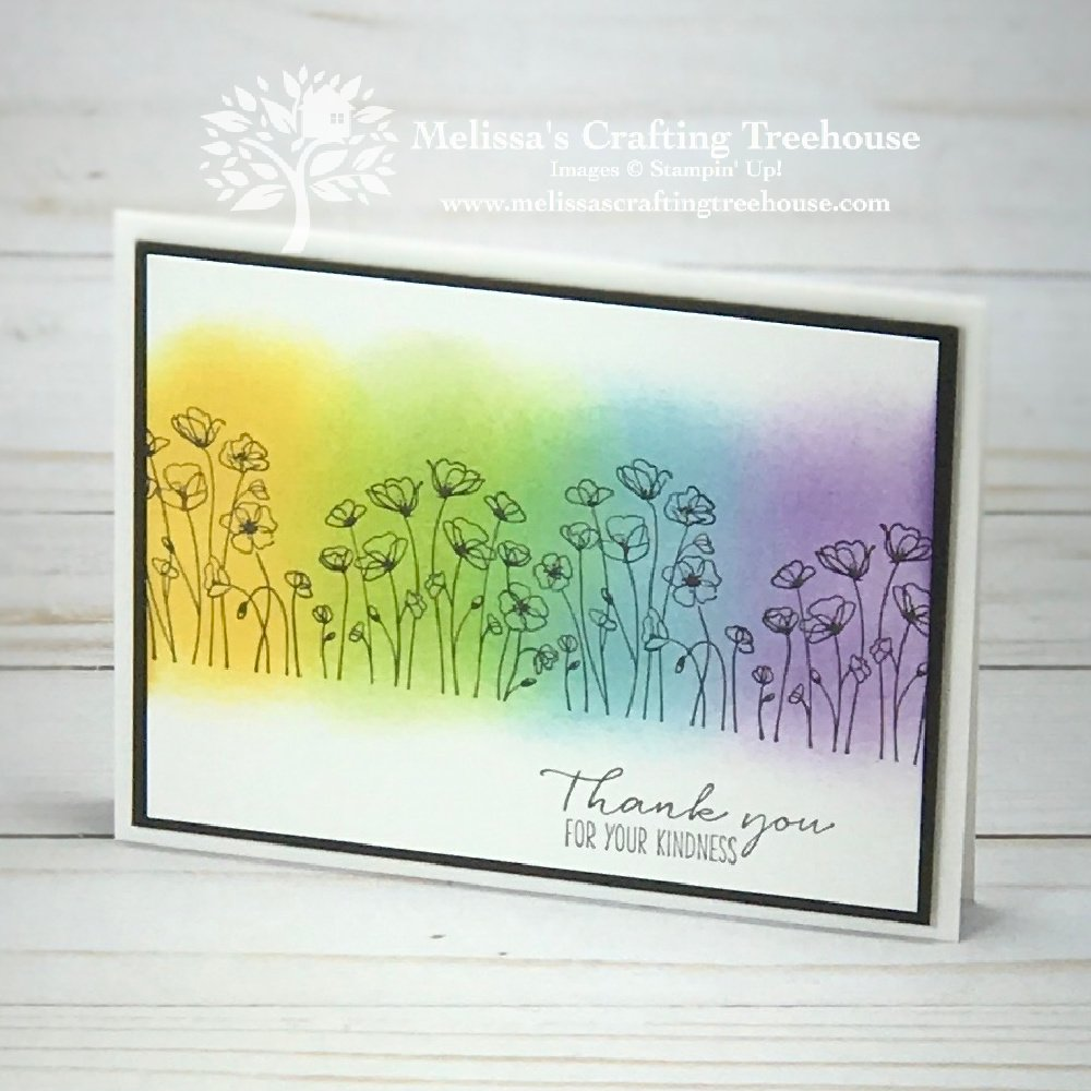 Check out these 4 quick colorful cards that you can make with any colors and stamped images that inspire you! You're going to love this!
