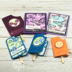 Join me in celebrating my 18 year anniversary as a Stampin' Up! demonstrator with some card making fun, a blast from the past, and more!