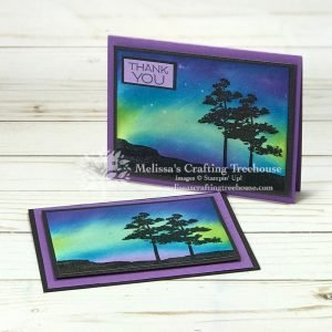 Learn how to make a bunch of cards super fast with a card salad medley! Check out the last 2 projects in my 11 Quick Cards Part 4 blog post.