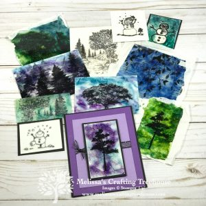 "Learn how I made 11 Quick Cards using 4 ""Card Salad"" medleys. All 11 projects feature the Rooted In Nature set and Natures Roots dies which retire soon!"