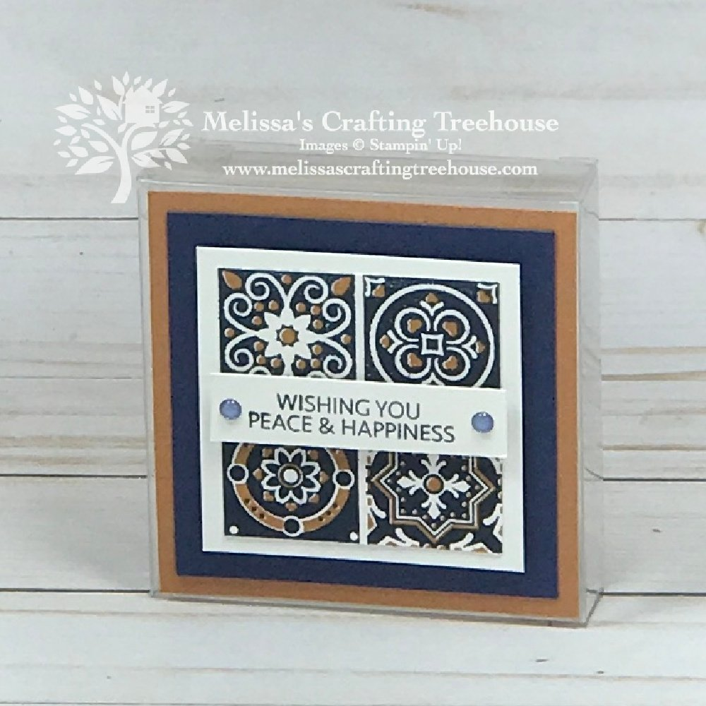 Check out these simple projects for my Card Salad PopUp Party Featuring the retiring Todays Tiles Stamp Set! These are so easy to make!