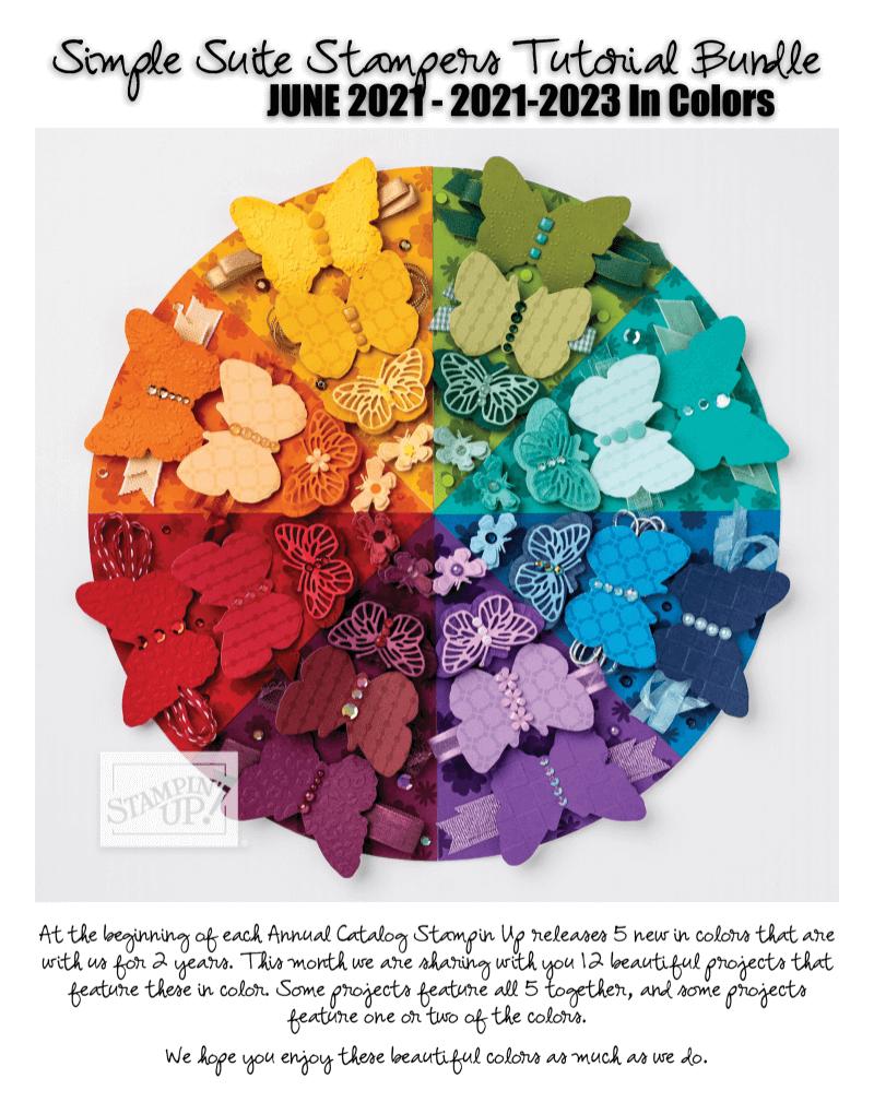 2021-2023 In Colors Tutorial Bundle