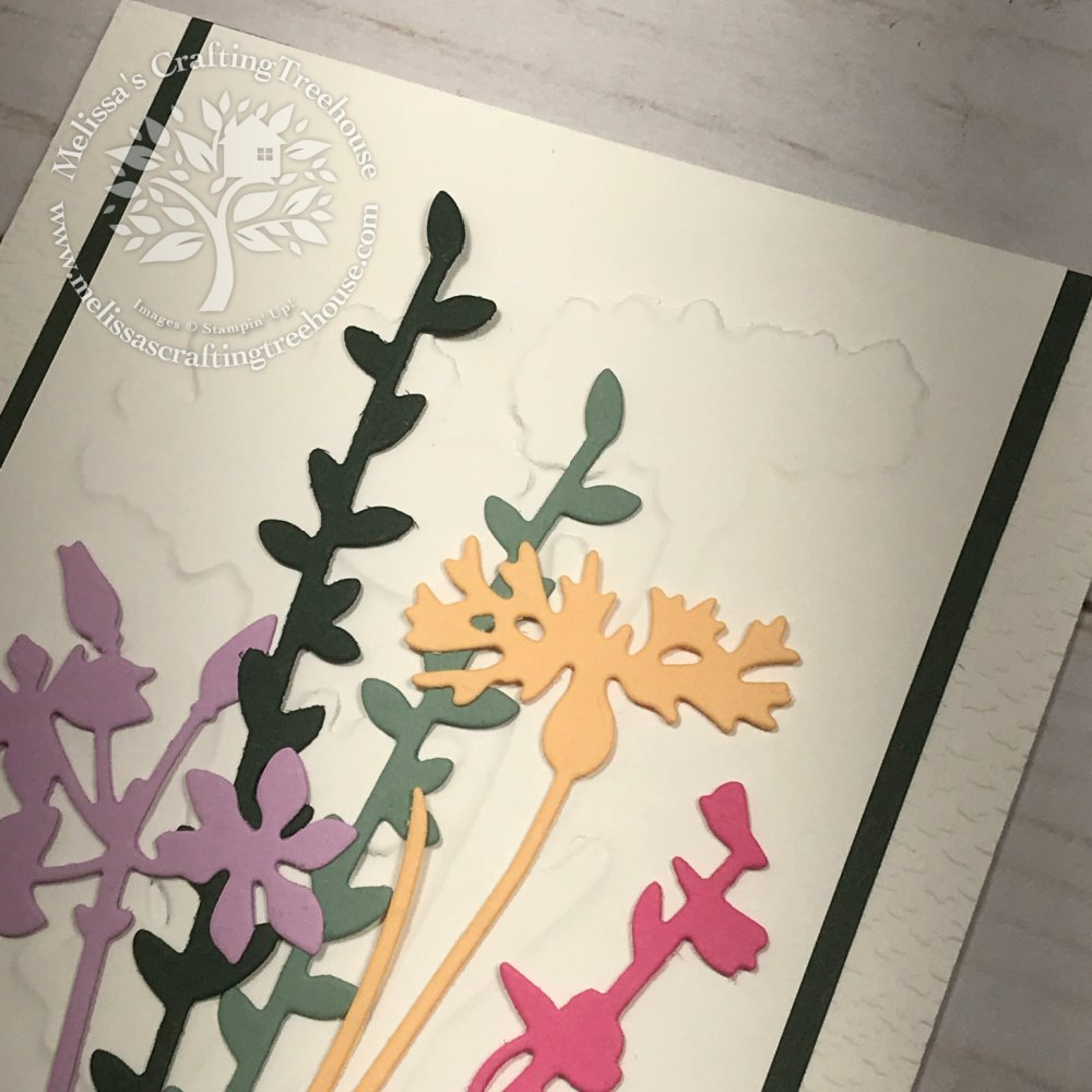 Check out the June 2021 Color Challenge & Blog Hop! This month's color challenge is to use any or all of the Stampin' Up! 2021-2023 In Colors!