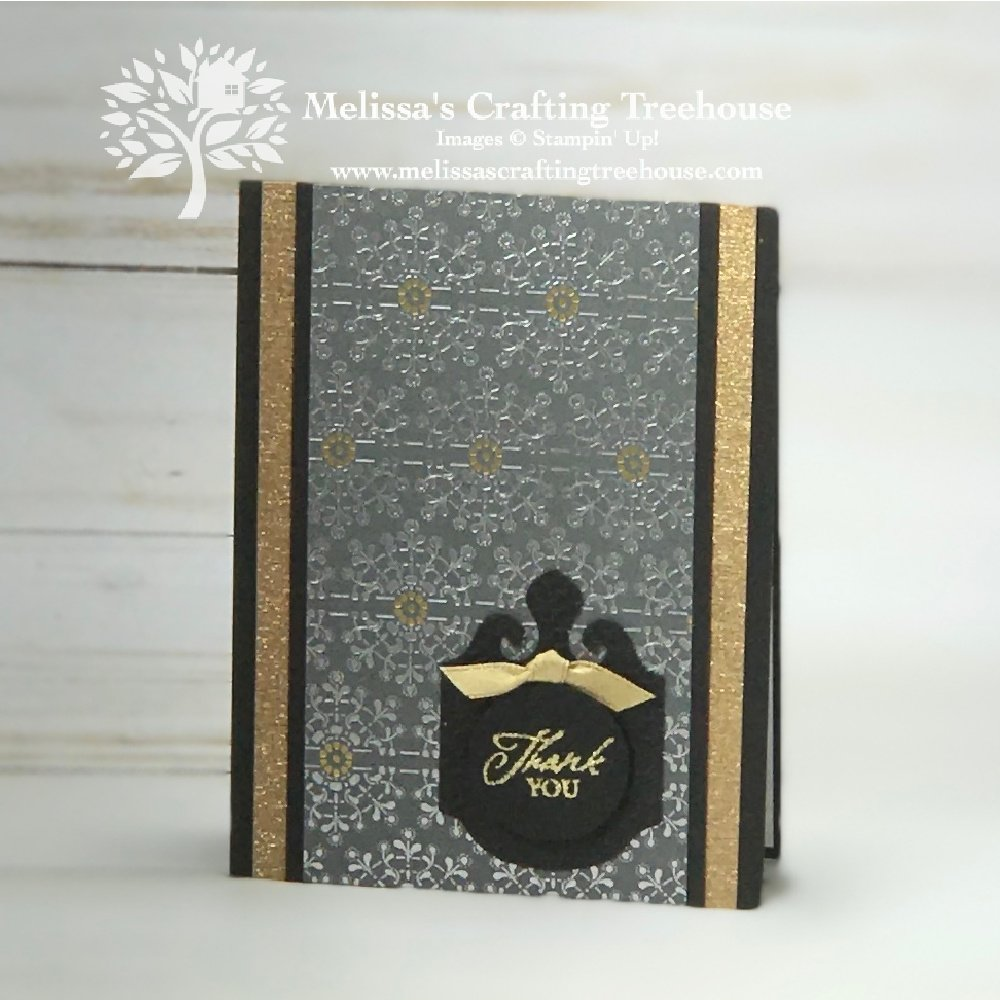 Check out the amazing Elegantly Said Product Suite & Metallic Specialty paper featured in today's simple, stunning cards.